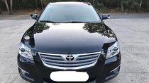 Cần bán gấp Toyota Camry 2.4G sản xuất năm 2007, màu đen