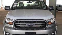 Bán Ford Ranger XLS 2.2L 4x2 AT sản xuất 2019, màu xám, xe nhập