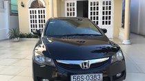 Cần bán gấp Honda Civic 2010, màu đen