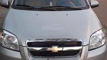 Cần bán xe Chevrolet Aveo đời 2012, màu bạc còn mới