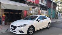 Cần bán gấp Mazda 3 đời 2016, màu trắng, giá tốt