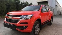 Bán Chevrolet Colorado High Country 2.5L 4x4 AT sản xuất 2019, màu đỏ, xe nhập, giá chỉ 819 triệu
