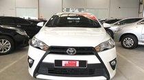 Bán xe Yaris E Sx 2015, trả góp 70%, màu trắng