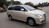Bán Toyota Innova 2.0E sản xuất 2015, màu bạc số sàn, 536tr