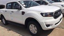 Bán xe Ford Ranger XLS 2.2L 4x2 AT sản xuất 2018, màu trắng, xe nhập giá cạnh tranh