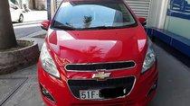 Bán xe Chevrolet Spark sản xuất năm 2014, màu đỏ