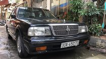 Cần bán lại xe Nissan Cedric E đời 1996, màu đen, nhập khẩu