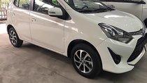 Bán xe Toyota Wigo 1.2G MT 2019, màu trắng, nhập khẩu