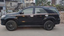 Cần bán xe Toyota Fortuner sản xuất 2015, màu đen chính chủ, giá tốt