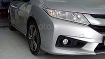 Cần bán lại xe Honda City năm 2016, màu bạc xe gia đình