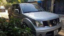 Cần bán Nissan Navara năm sản xuất 2011, màu bạc, nhập khẩu nguyên chiếc
