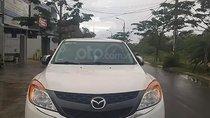 Bán Mazda BT 50 đời 2015, màu trắng, nhập khẩu Thái
