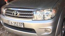 Bán ô tô Toyota Fortuner V sản xuất 2011, 2 cầu máy xăng
