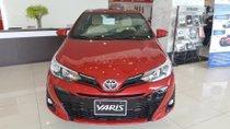 Bán xe Toyota Yaris 1.5G 2019 nhập khẩu nguyên chiếc, giao ngay, LH 0978835850, hỗ trợ trả góp lãi suất ưu đãi nhất