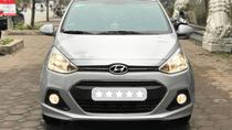 Hyundai Grand i10 năm 2016 màu bạc, 379 triệu, nhập khẩu nguyên chiếc (xe đẹp, bao test hãng)