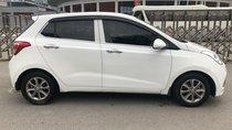 Cần bán Hyundai Grand i10 năm sản xuất 2016, màu trắng, xe nhập số sàn
