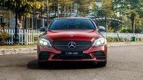 Giá xe Mercedes-Benz C300 AMG 2019 tháng 3/2019, yết giá 1,897 tỷ đồng