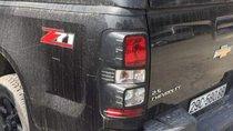 Bán Chevrolet Colorado đời 2016, màu đen, 520tr