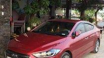 Gia đình bán Hyundai Elantra 2.0AT đời 2018, màu đỏ