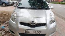 Bán Toyota Yaris 1.3 AT năm sản xuất 2010, màu bạc, xe nhập