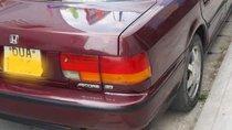 Cần bán gấp Honda Accord đời 1990, màu đỏ, giá tốt