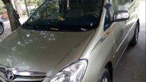 Bán Toyota Innova J 2008, màu vàng cát, giá 268tr