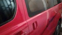 Gia đình bán xe Hyundai Grand Starex sản xuất năm 2008, màu đỏ, giá chỉ 450 triệu