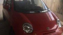 Chính chủ bán xe Daewoo Matiz đời 2007, màu đỏ, nhập khẩu