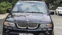 Bán lại xe BMW X5 năm sản xuất 2006, màu đen, xe nhập chính chủ, giá tốt