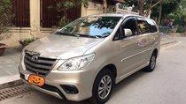 Chính chủ bán Toyota Innova E sản xuất 2015, màu vàng cát