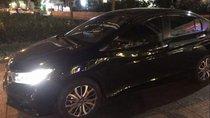 Chính chủ bán Honda City đời 2018, màu đen, 575tr