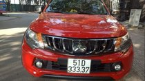 Cần bán Mitsubishi Triton năm sản xuất 2018, màu đỏ, 300tr