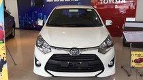 Bán Toyota Wigo 1.2G AT sản xuất năm 2019, màu trắng, nhập khẩu