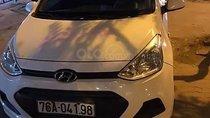 Cần bán lại xe Hyundai Grand i10 đời 2015, màu trắng, xe nhập, giá 220tr