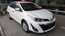 Cần bán xe Toyota Vios 1.5G năm 2019, màu trắng