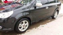 Cần bán Chevrolet Aveo LT 1.5 MT 2013, màu đen, giá tốt