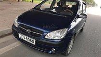 Cần bán gấp Hyundai Getz 1.1 MT sản xuất năm 2009, màu xanh lam, nhập khẩu chính chủ