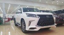 Cần bán Lexus LX 570 Super Sport sản xuất 2016, màu trắng, đăng ký cá nhân