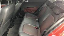 Xe Hyundai Grand i10 sản xuất 2017, màu đỏ, nhập khẩu nguyên chiếc