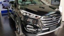 Bán Hyundai Tucson 1.6 Turbo đời 2019, màu đen, xe giao ngay, KM hấp dẫn