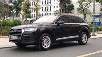 Bán Audi Q7 S-line TFSI APEC năm sản xuất 2017, màu đen, xe gia đình sử dụng cực đẹp cực giữ gìn, xem xe là ưng ngay