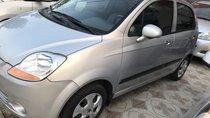 Cần bán gấp Chevrolet Spark Van MT 2015, màu bạc, 150tr