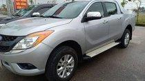 Cần bán Mazda BT 50 3.2 sản xuất năm 2014, màu bạc, số tự động