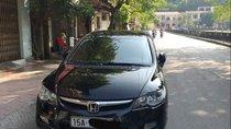 Cần bán xe Honda Civic đời 2009, màu đen, xe gia đình