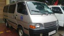 Cần bán Toyota Hiace sản xuất năm 2003, màu bạc, giá chỉ 135 triệu