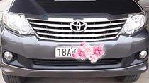 Cần bán gấp xe cũ Toyota Fortuner G năm sản xuất 2013, 746 triệu