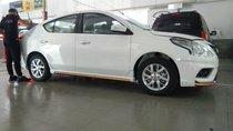 Bán Nissan Sunny Q Series XV Premium sản xuất 2018, màu trắng, xe hoàn toàn mới