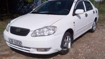 Bán Corolla Altis đời 2003, xe đẹp, lợi xăng, điều hòa lạnh buốt