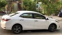 Bán Toyota Corolla Altis đời 2017, màu trắng, bảo dưỡng định kì tại hãng