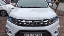 Bán Suzuki Vitara sản xuất năm 2015, màu trắng, đăng kí lần đầu 2016